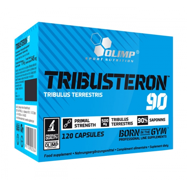 Olimp Sport Nutrition Tribusteron 90 (120 капсул)