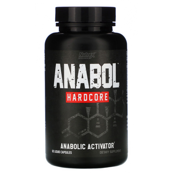 Nutrex Research Anabol Hardcore - 60 капс
