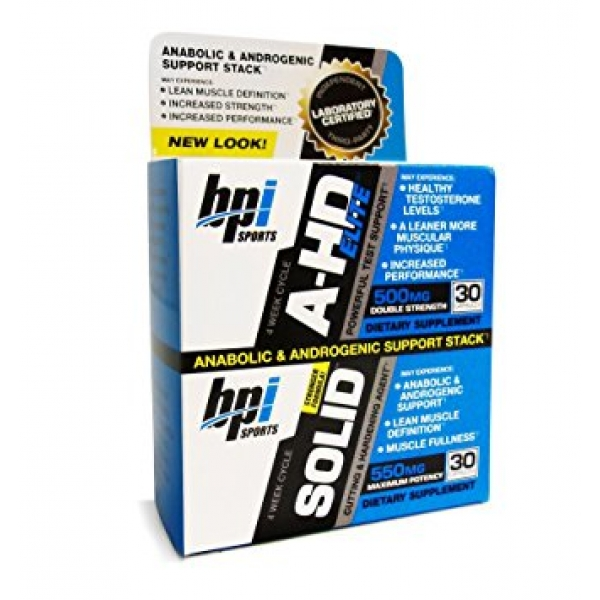 BPI Sports A-HD/SOLID COMBO FULL STACK_Box