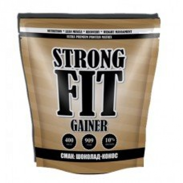 Strong Fit Gainer 10