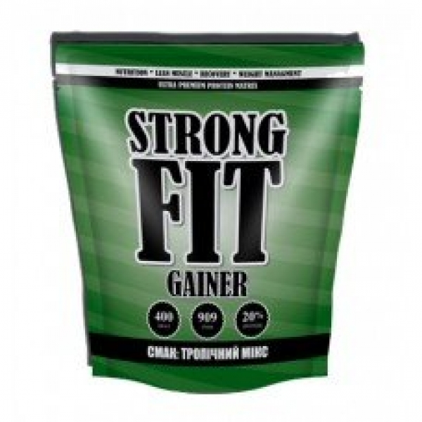 Strong Fit Gainer 20