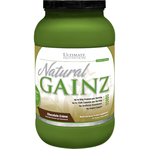 Ultimate Nutrition Natural Gainz