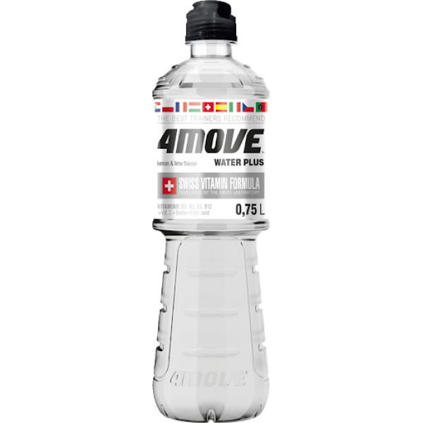 4MOVE Isotonic Sports Drink 750 ml