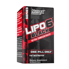 Lipo-6 Black Ultra Concentrate 30 кап