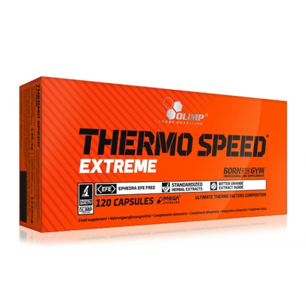 Olimp Sport Nutrition Thermo Speed Extreme 120 кап