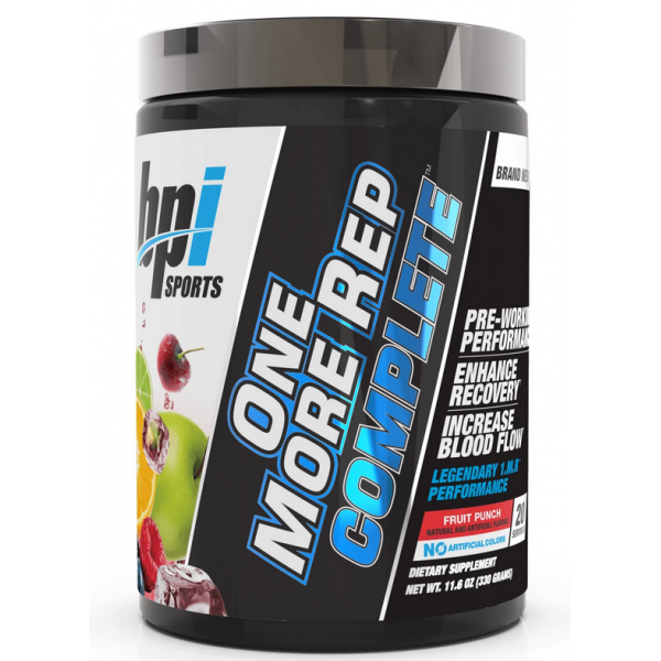 BPI Sports One More Rep Complete 330 г