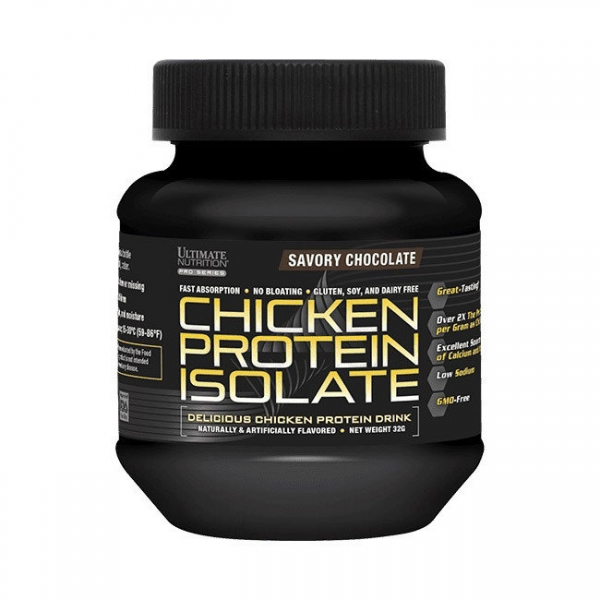 Ultimate Nutrition Chicken Protein Isolate
