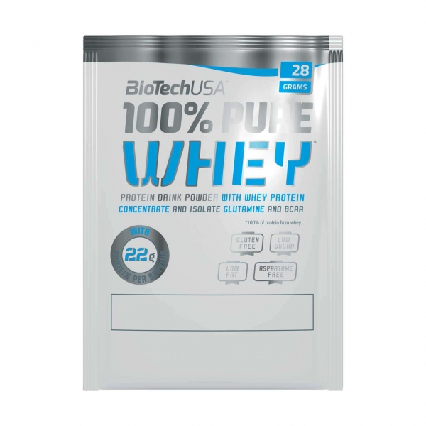 BioTech USA Nutrition 100% PURE WHEY protein