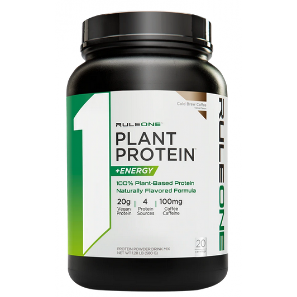 Rule 1 Plant Protein + Energy - 639 г