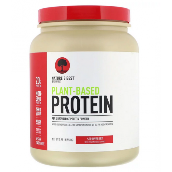 Isopure Nature's Best Plant Based Protein