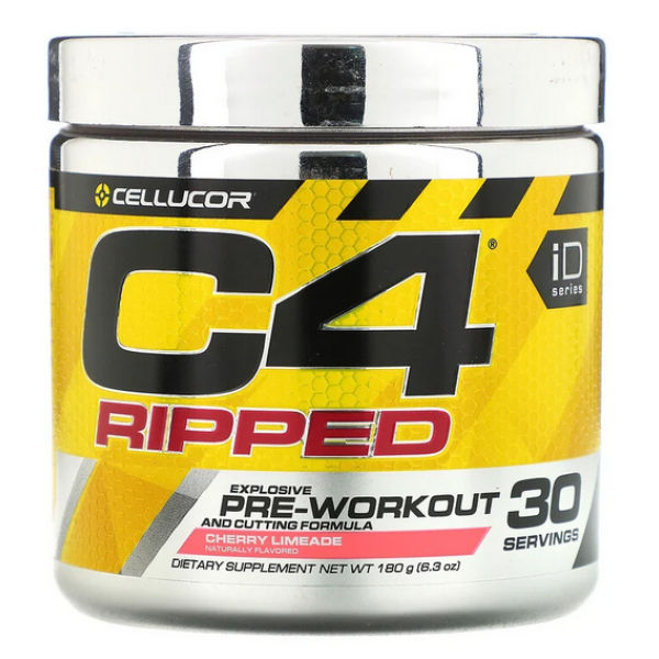 Cellucor C4 Ripped 180 г - cherry limeade